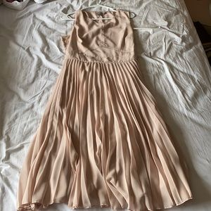 A CISOS pink dress